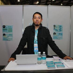 Expositor en el 2o Día del Emprendedor en el WTC CDMX.