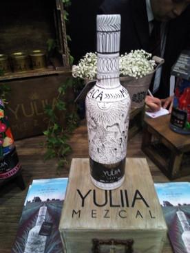 Mezcal Yulia