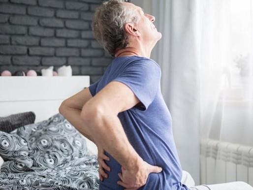 La dolorosa carga del dolor de espalda (2ª. de dos partes): Bien-estar-bien