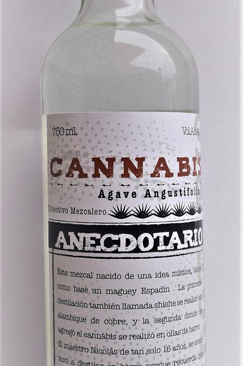Anecdotario Cannabis