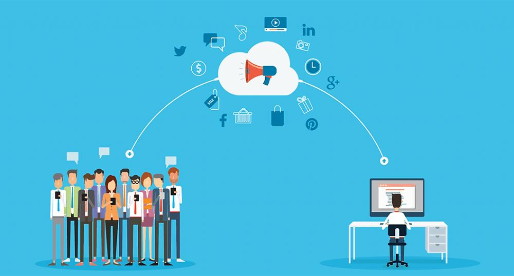 El marketing basado en la promoción y cuyo centro es solo el producto ha pasado a la historia.