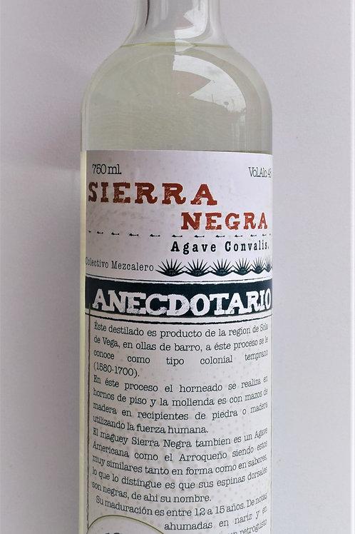 Anecdotario Sierra Negra