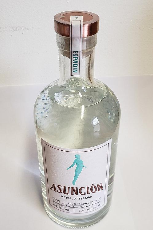 """Mezcal """"Asunción"""" - Espadín"""