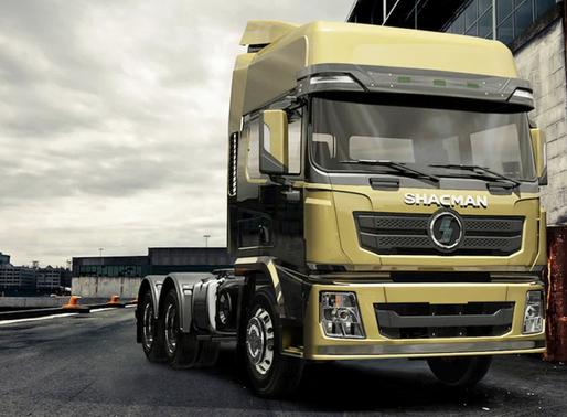 Fabricante chino de camiones Shacman instala nueva planta en México