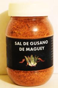 Sal de Gusano de Maguey