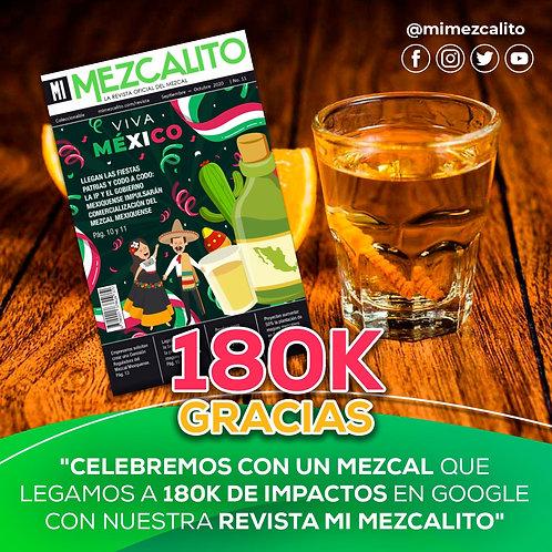 """Revista """"MI MEZCALITO"""""""