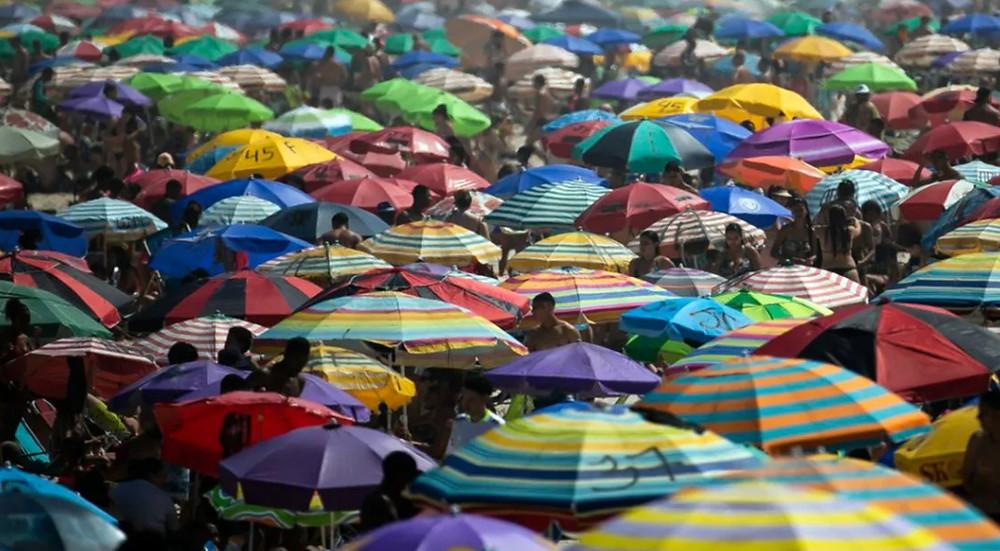 en Río de Janeiro y también en Sao Paulo fueron celebradas grandes fiestas populares