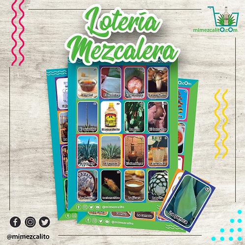 Lotería Mezcalera