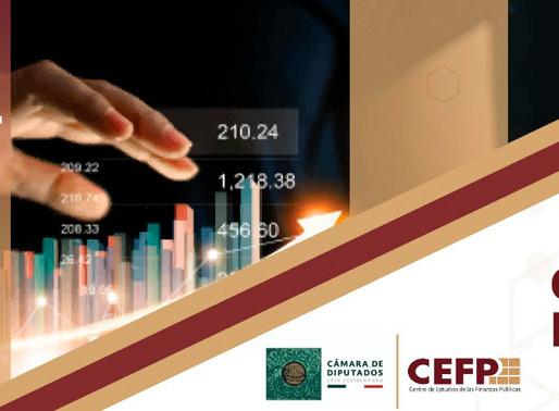 Lanza el Congreso Convocatoria para la XIII edición del Premio Nacional de las Finanzas Públicas