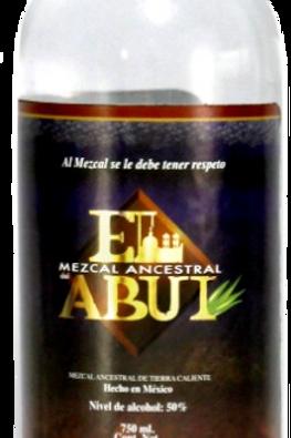 """Mezcal """"El Abui"""""""