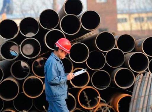 EU toma medidas para frenar importación de acero de México y Brasil