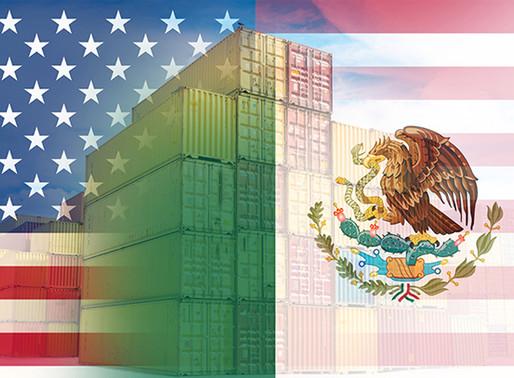 México recupera 'la corona' como principal socio comercial de Estados Unidos