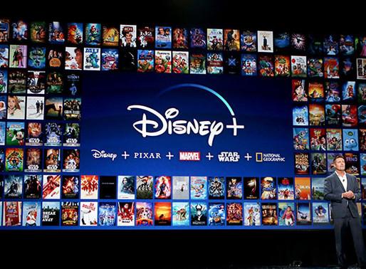 Disney derroca a Netflix al liderar el servicio de streaming con más de 60 millones de suscriptores