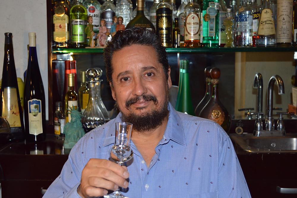 José Luis Ocampo | Experto en mezcal