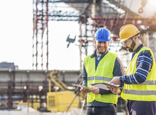 Sector Construcción se levanta al recuperarse 2.4% en junio