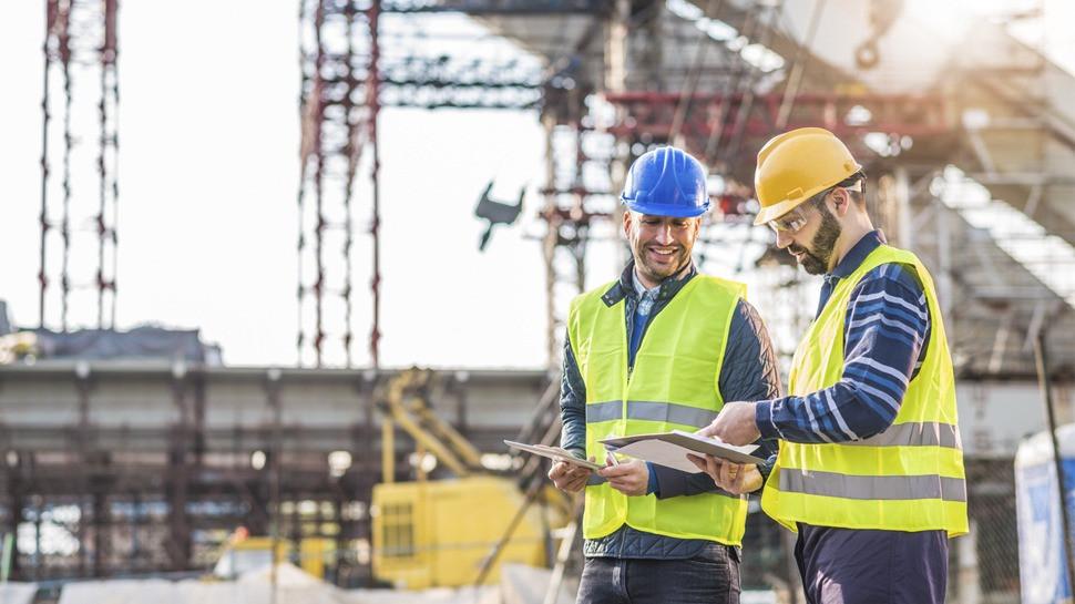 el valor de la producción de proyectos de edificación reportó un incremento de 5.9 por ciento durante el sexto mes del año