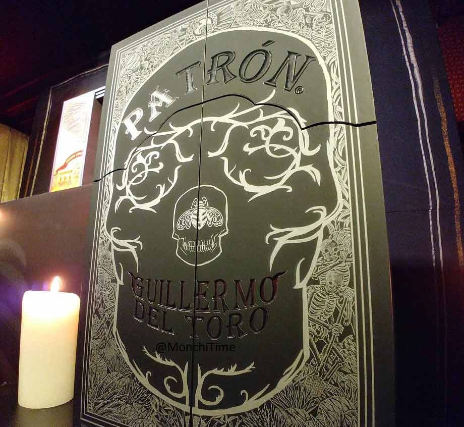 Tequila Patrón x Guillermo del Toro