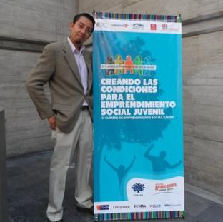 1er Congreso de Emprendedores Sociales Jóvenes en la EBC CDMX.