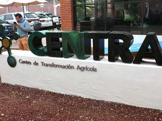 Inauguran Centro de Transformación Agrícola (Centra)