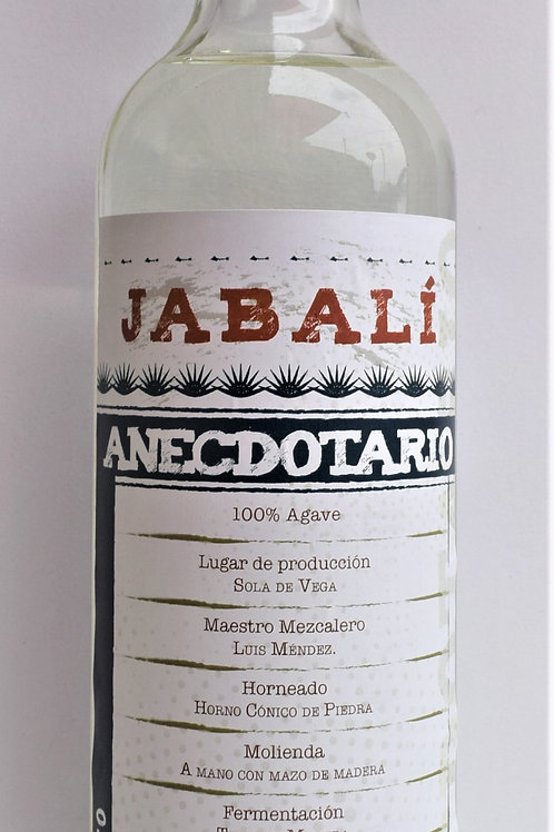 Anecdotario Jabalí