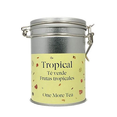 Te Verd amb fruites tropicals One More Tea 100 g