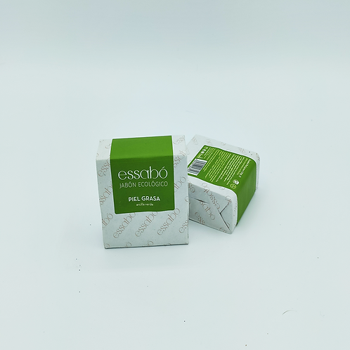 Sabó pell amb greix i acné, 120 g