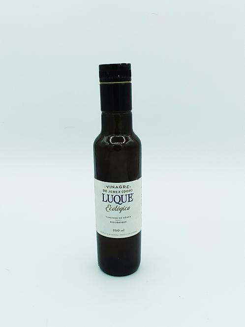 Vinagre de Xerez ecològic Luque, 250ml