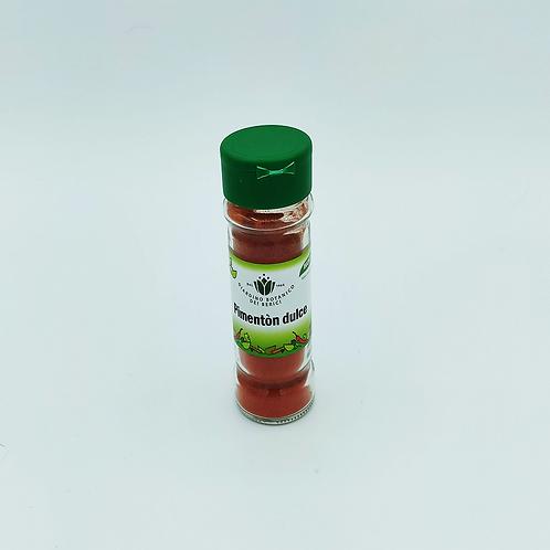 Condiment pebre vermell dolç Biocop 40 g