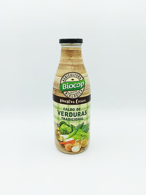Brou de verdures  Biocop