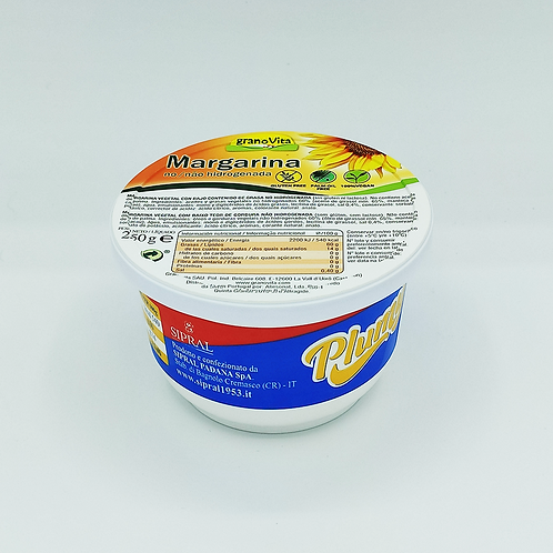 Margarina vegetal, 250 g