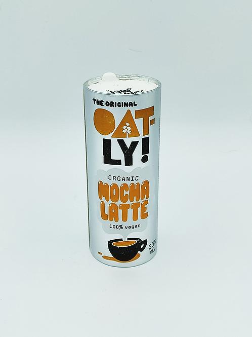 Mocha latte orgànic Oatly