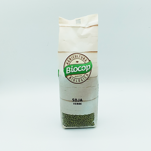 Soja verda Biocop