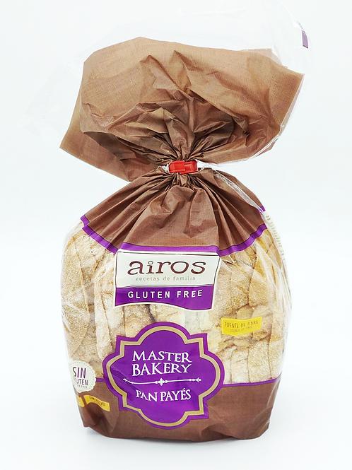 Pa de pagès Airos sense gluten