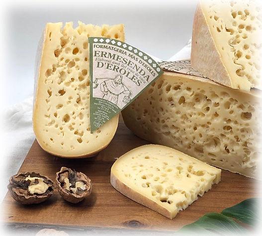 Ermesenda d'Eroles - vaca llet crua - Alt Ulgell.jpg
