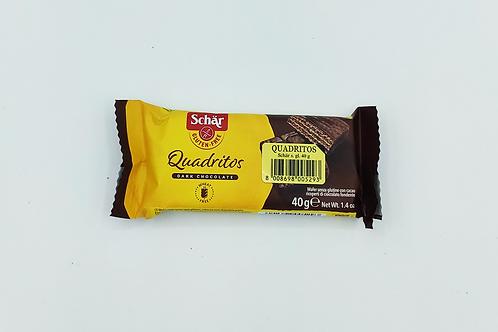 Cuadradets de xocolata