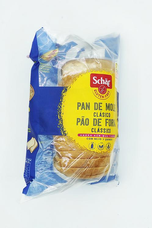 Pa de motlle Clàssic Schär sense gluten