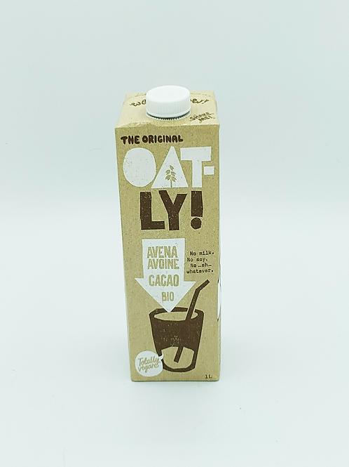 Oat-ly! Civada i cacao Bio, 1l