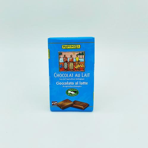 Xocolata amb llet Rapunzel, 100G