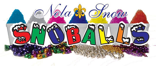 Nola Snow Snoballs & Event Catering