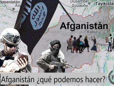 ¿Qué está ocurriendo en Afganistán?