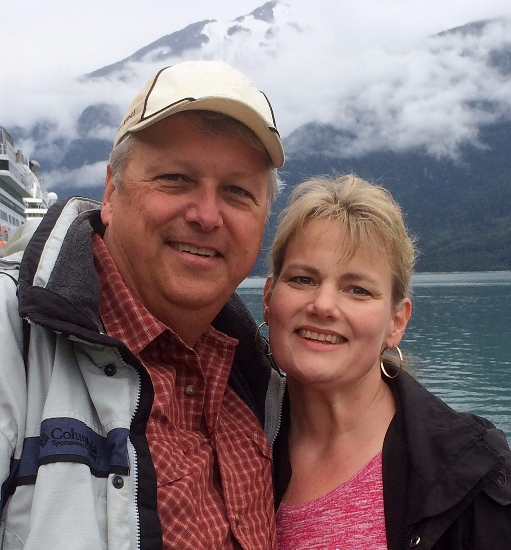 My lovely girlfriend (and wonderful wife since 1985) and I were fortunate enough to enjoy an Alaskan cruise.