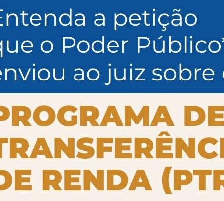 Compromitentes publicam critérios para escolha de empresa/entidade que vai gerenciar o PTR
