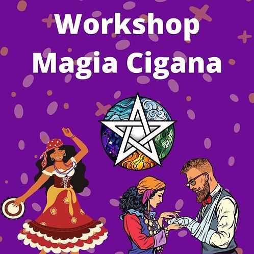 Workshop Magia Cigana