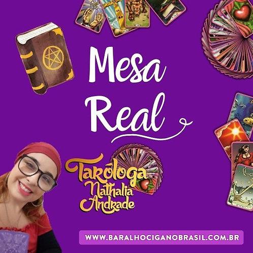 E-book Mesa Real - Passo a passo