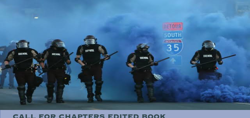 Call for Chapters in Edited Book: Police, Law and Society: The Paradigm Shift- submit by 5th sep