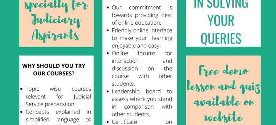 Online Law Courses.