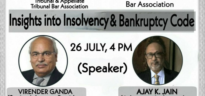 INSIGHTS INTO INSOLVENCY & BANKRUPTCY CODE