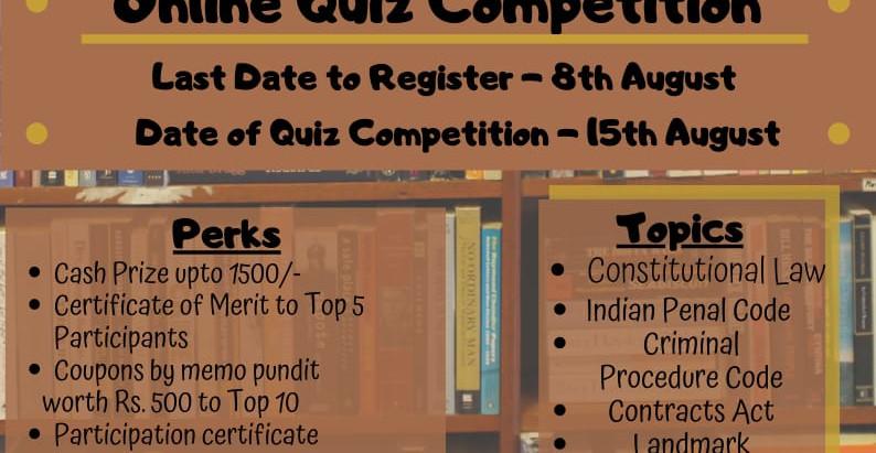 Quiz Competition.
