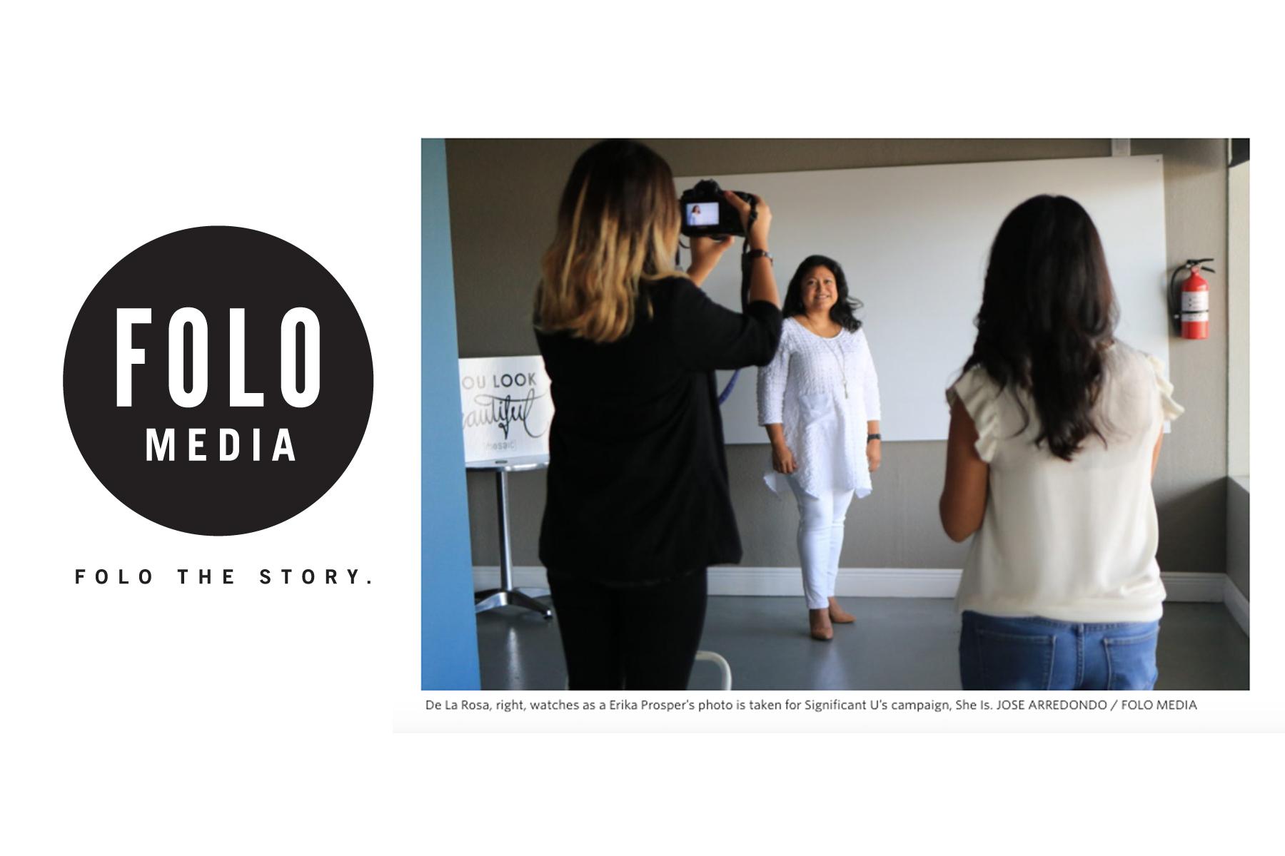 Folo Media Feature