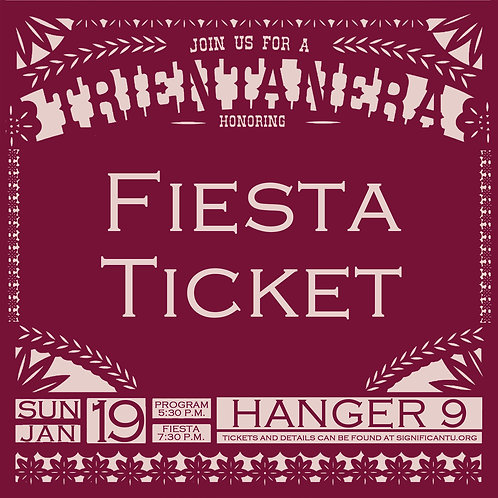Individual Fiesta Ticket